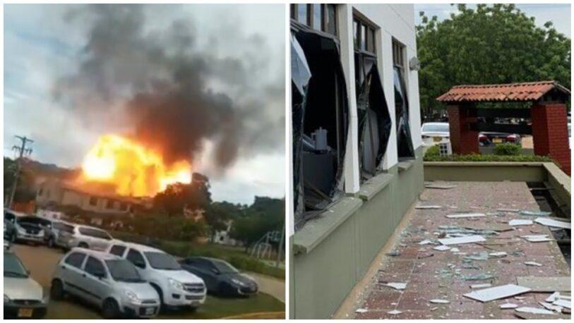Colombia: Más de 50 heridos en un atentado contra un cuartel del Ejército
