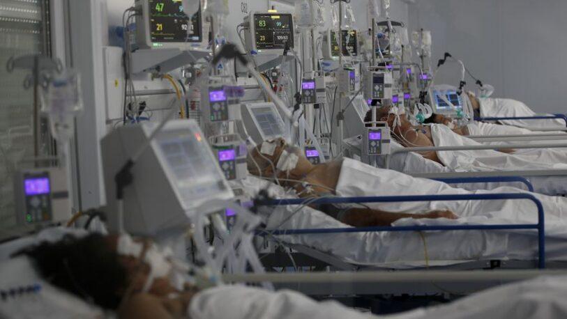 Covid: en un día murieron 249 personas y hubo 16.757 nuevos casos