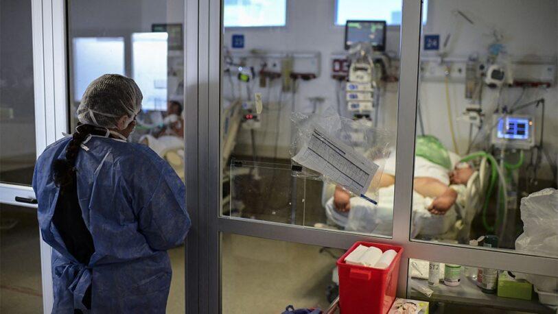 Coronavirus: fallecieron 61 personas este domingo en el país