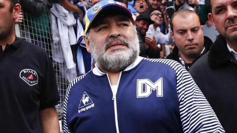 """""""A Maradona lo mataron"""""""