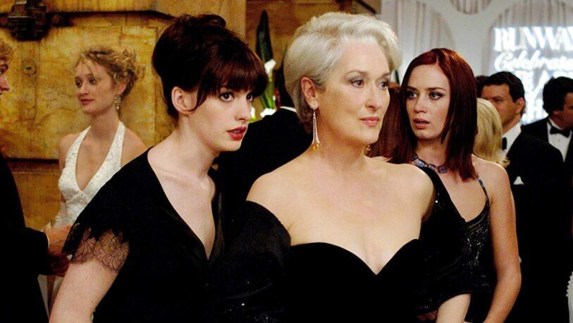 """El elenco de """"El diablo viste a la moda"""" se reunió tras 15 años del estreno"""