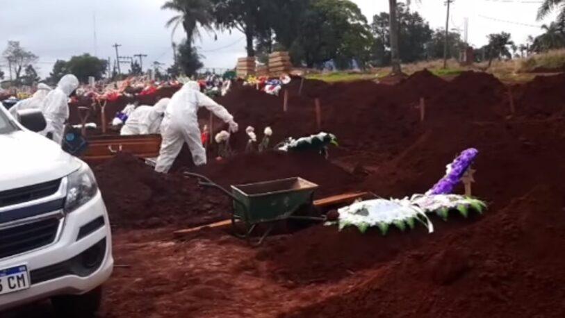 Covid: Fallecieron 6 pacientes en un día y ya son 120 víctimas en Julio