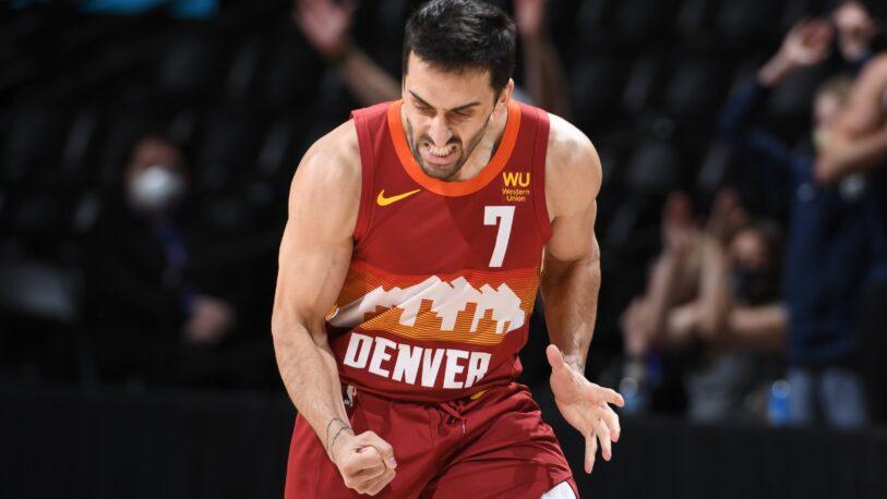 El emotivo mensaje de Facundo Campazzo tras su primera temporada en la NBA