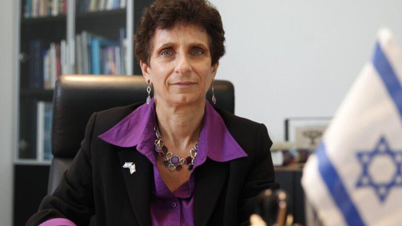 La Embajadora de Israel alertó sobre las consecuencias del cepo a la carne