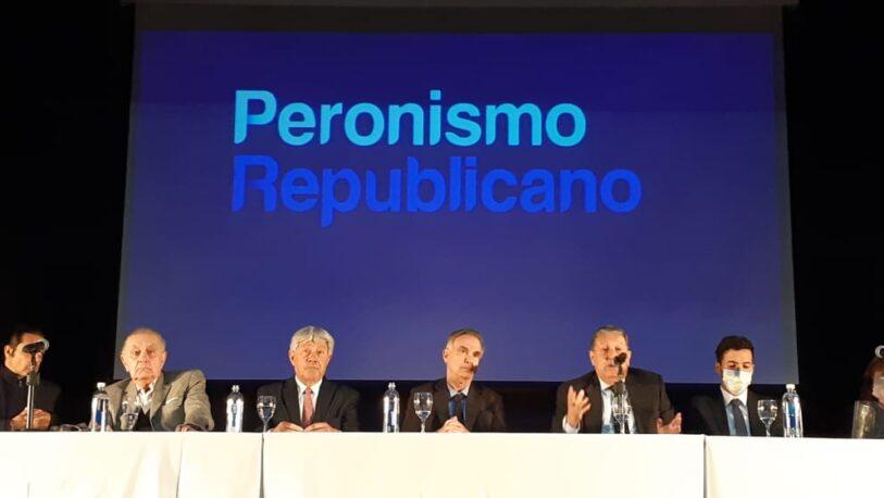 El Peronismo Republicano lanzó su Mesa Federal encabezada por Pichetto