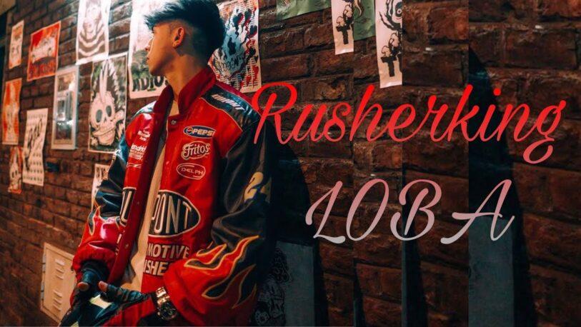 """""""Loba"""", el nuevo lanzamiento de Rusherking"""