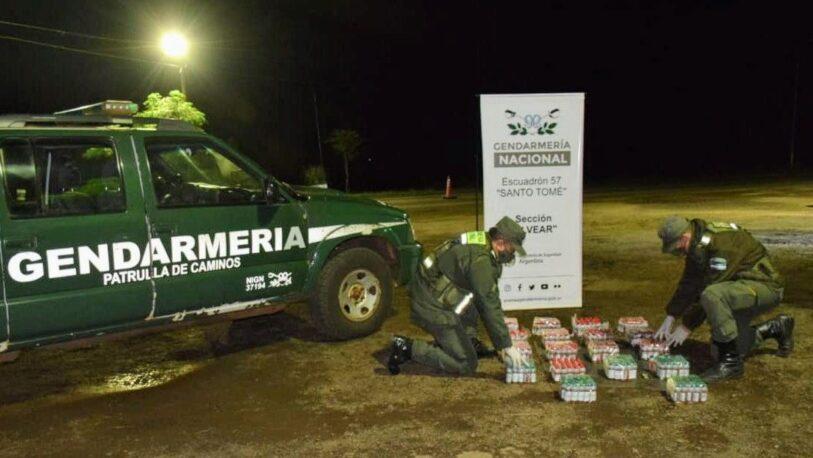 Incautan 450 frascos de medicamentos paraguayos