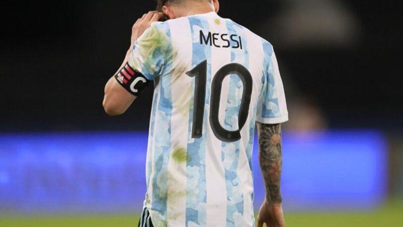 "Messi, tras el empate en Argentina-Chile: ""Nos faltó tranquilidad"""