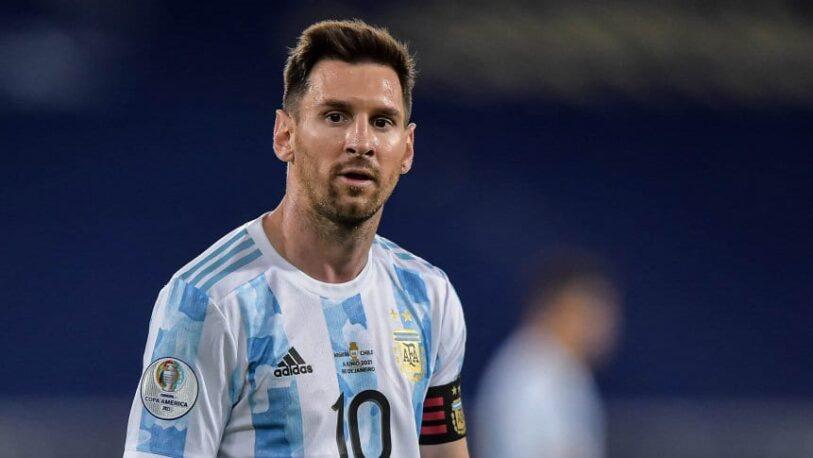 """Mensaje de Messi y arenga para la Selección: """"¡Vamos Argentina!"""""""