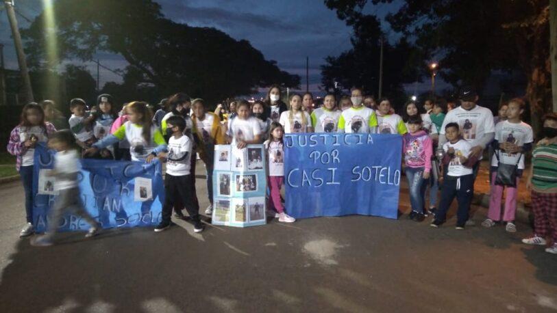 Nueva marcha para pedir justicia por Cristian Sotelo