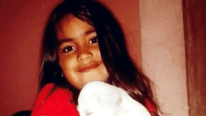 """Activaron el """"Alerta Sofía"""" para la nena de 5 años desaparecida en San Luis"""