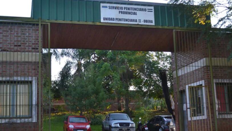 Internos del Penal de Oberá exigen prisión domiciliaria para grupos de riesgo