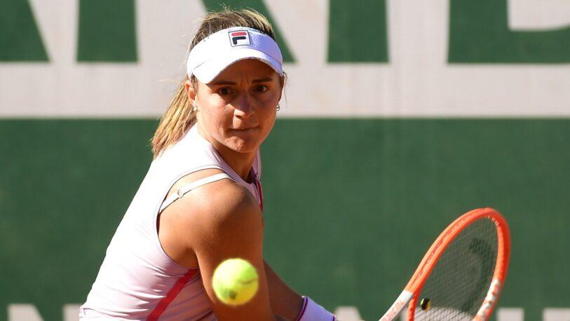 Nadia Podoroska llegó con dificultad a cuartos de final en Bad Homburg
