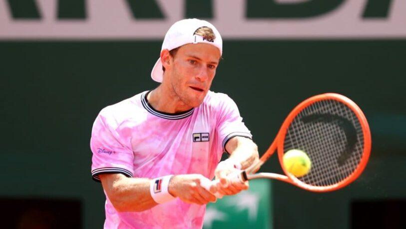 Diego Schwartzman abandonó el top ten del ranking de tenis