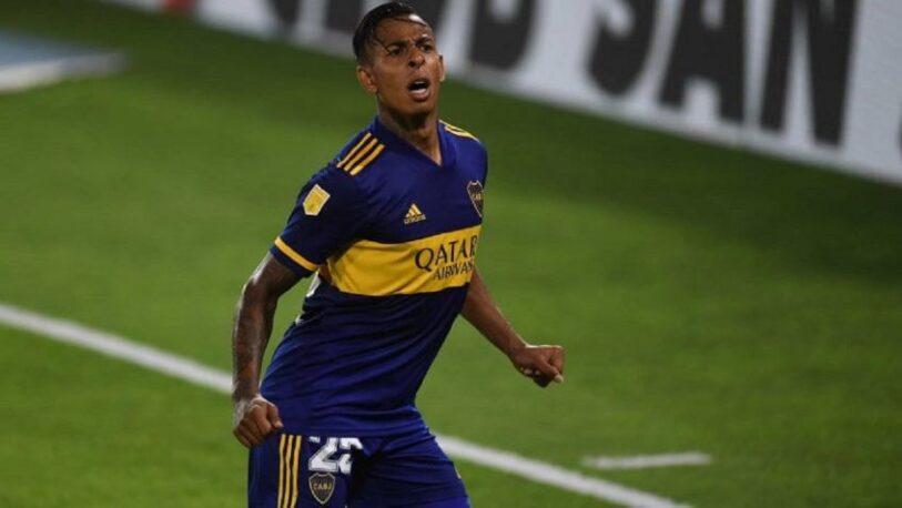 Villa regresó a los entrenamientos con Boca