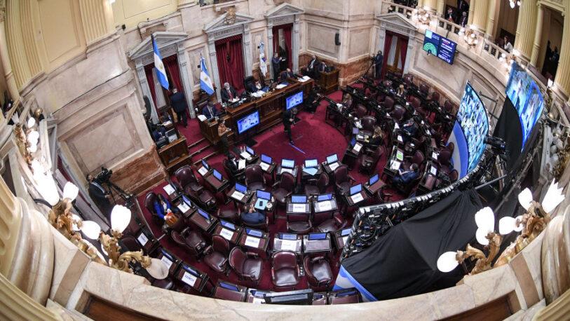 Senado: hoy debaten el proyecto sobre Zonas Frías y cupo laboral travestis-trans