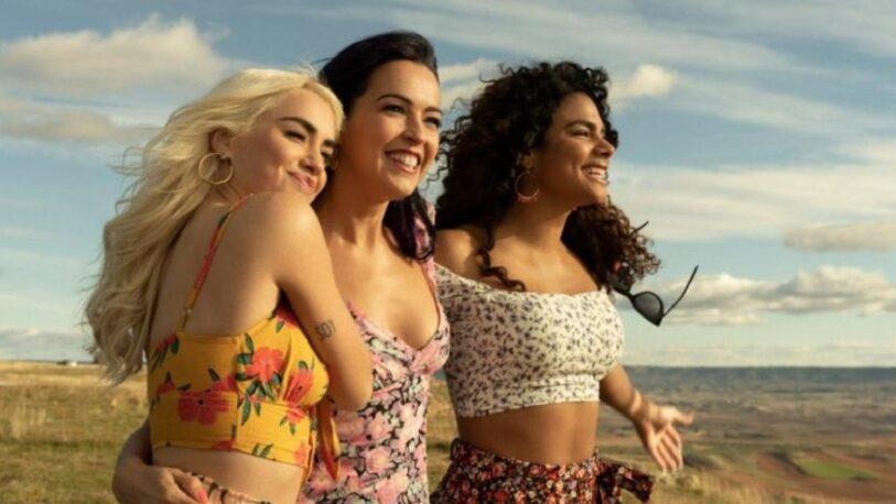"La segunda temporada de ""Sky rojo"" se estrena en Netflix"