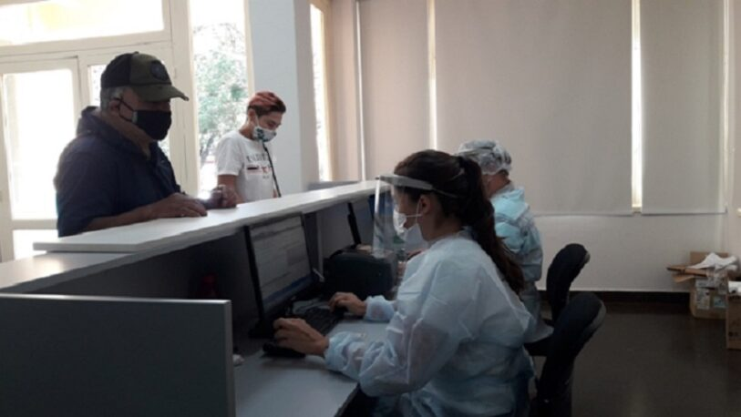 Misiones con 72 pacientes de coronavirus, de los cuales 2 están internados