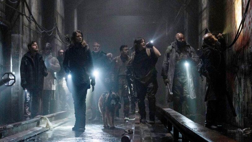 The Walking Dead presentó la sinopsis de su temporada final