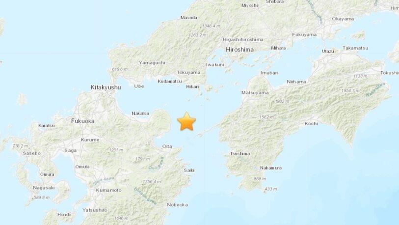 Un sismo de 5,2 sacudió una isla de Japón