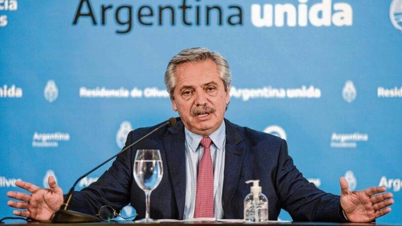 """Alberto en 2020: """"Prefiero 10% más de pobres y no 100.000 muertos"""""""