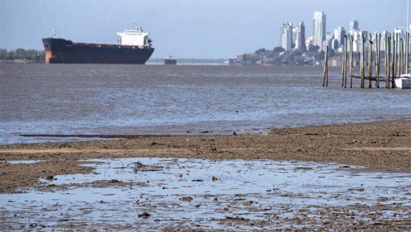 La histórica bajante del río Paraná provocó pérdidas millonarias en exportaciones