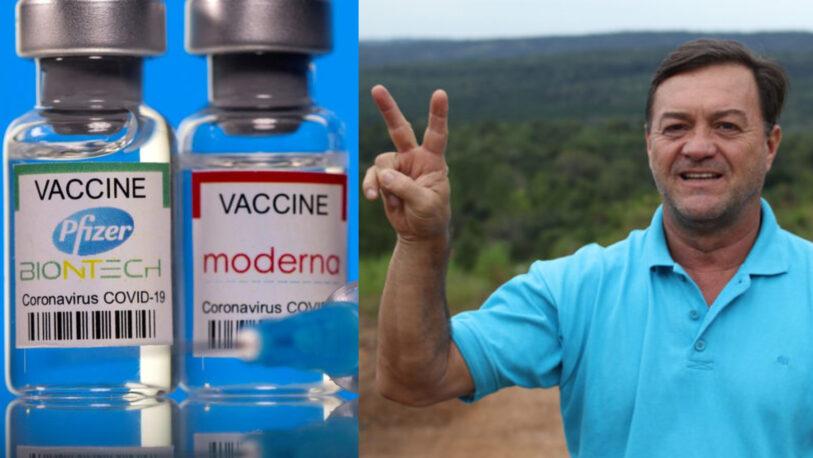Coronavirus: Bárbaro votó en contra de un proyecto para inmunizar a chicos con comorbilidades
