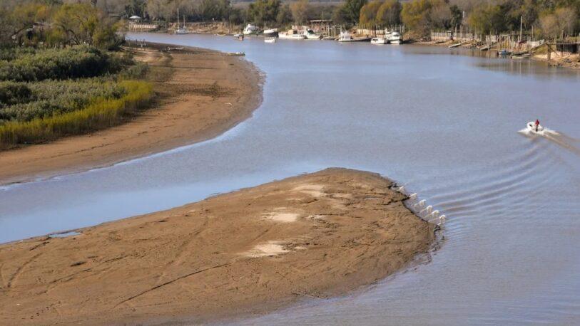 Decretaron emergencia hídrica por la bajante del río Paraná
