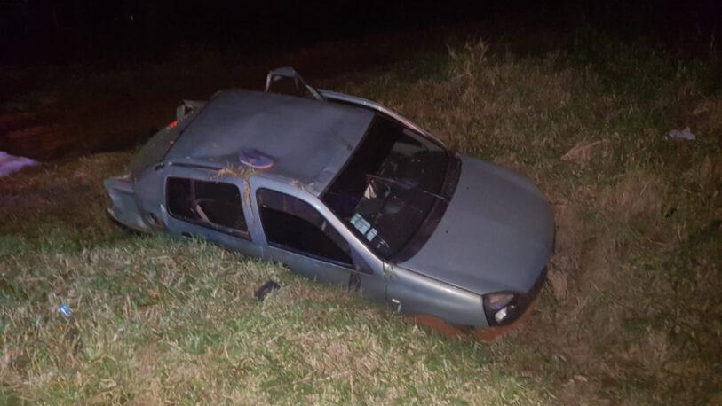Un joven falleció en la Ruta 14 tras un despiste