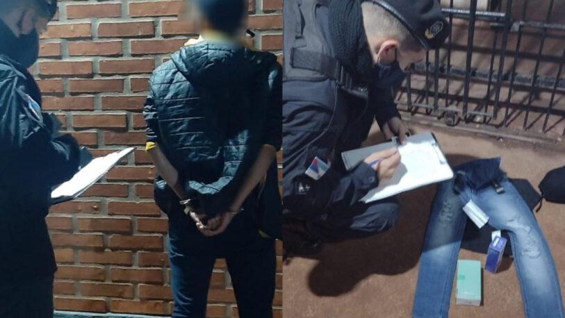 Detuvieron a un joven involucrado en varias estafas a comerciantes de San Pedro