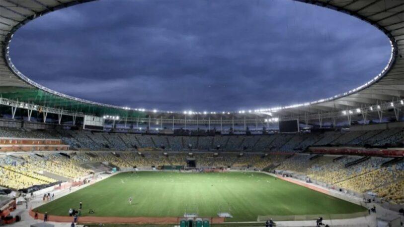 El Intendente de Río de Janeiro permite un 10% de público en la final Argentina-Brasil