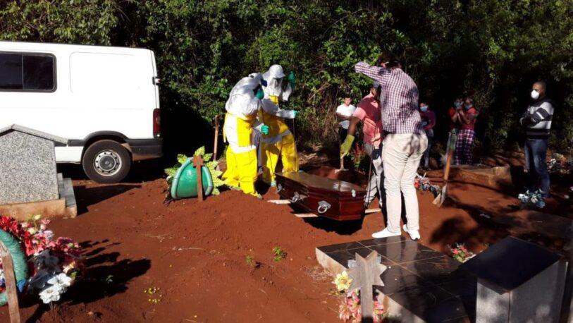 Coronavirus en Misiones: nueve muertes en apenas tres días