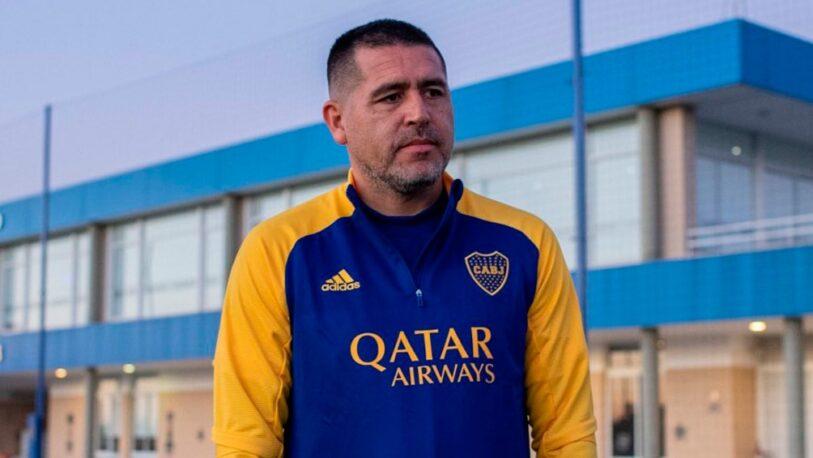 Habló Riquelme luego de la polémica eliminación de Boca