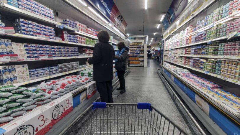 Cambios de hábitos alimentarios: más harinas, más pollo y menos lácteos