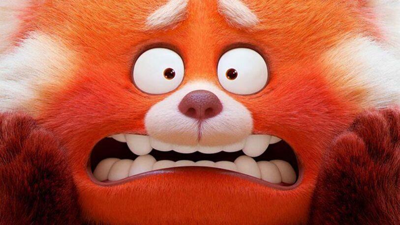 """Lanzaron el primer tráiler de """"Red"""", la próxima película de Disney Pixar"""