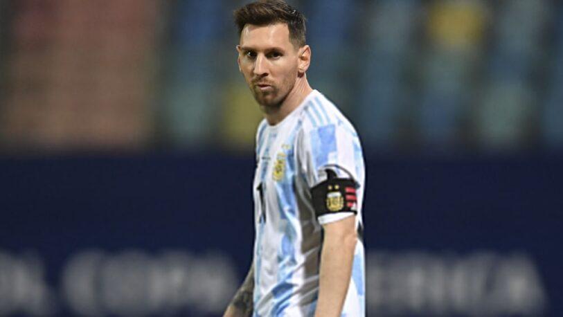 """Messi, tras el triunfo: """"Creo que fue peleado hasta que encontramos el gol"""""""