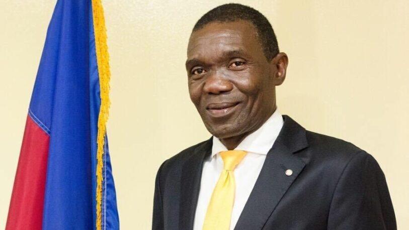 Designan a Joseph Lambert como nuevo presidente de Haití