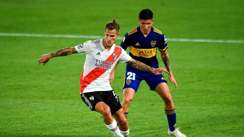 El Superclásico por Copa Argentina tiene fecha