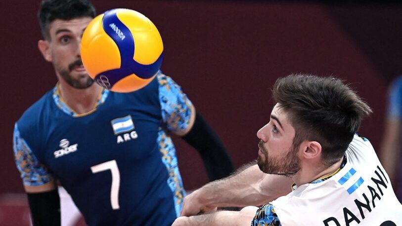 Vóley: Argentina perdió con Brasil en su segunda presentación