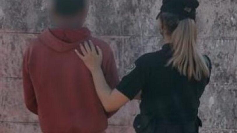 Quedó detenido por provocar un incendio en el bar de su pareja