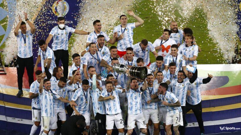 Cuánto dinero se lleva Argentina por ser campeón de la Copa América