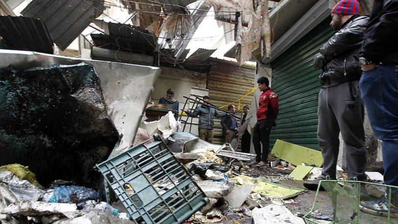 Atentado en Bagdad: al menos 35 muertos y 57 heridos