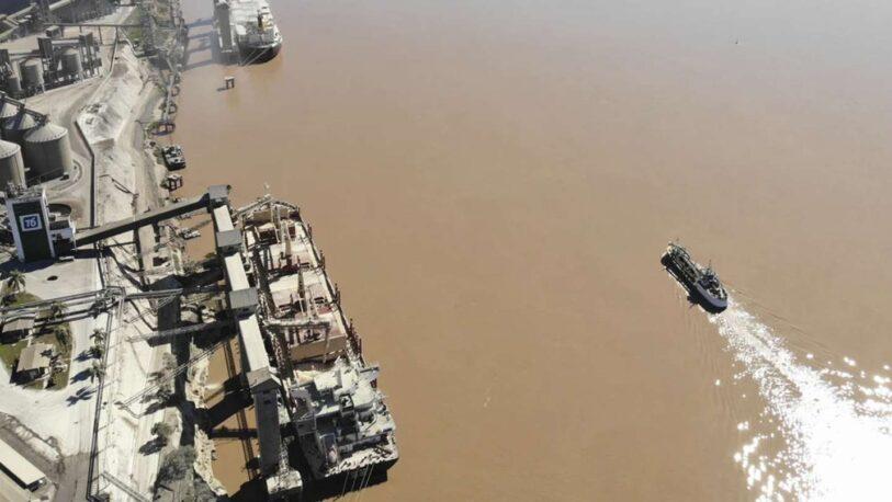 Calculan pérdidas de más de US$310 millones por la bajante del Río Paraná