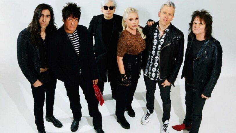 Blondie desvela una colaboración muy especial en su nuevo disco