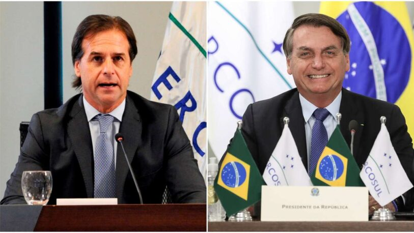 Mercosur: Uruguay y Brasil le respondieron a Alberto Fernández