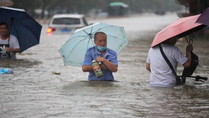 Ascienden a 51 los muertos por las inundaciones en el centro de China