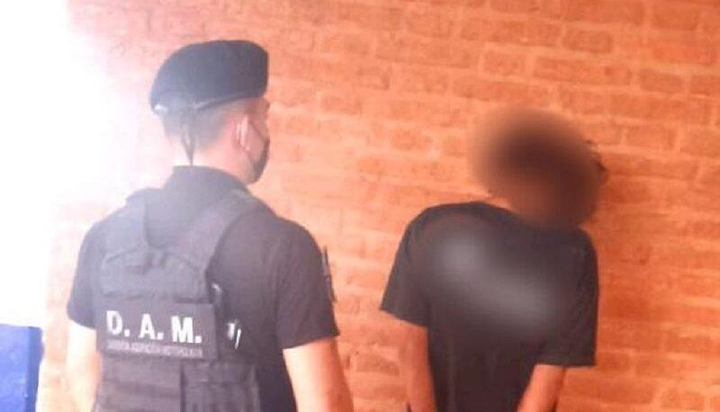 Posadas Insegura: detienen a un joven por un asalto con arma blanca