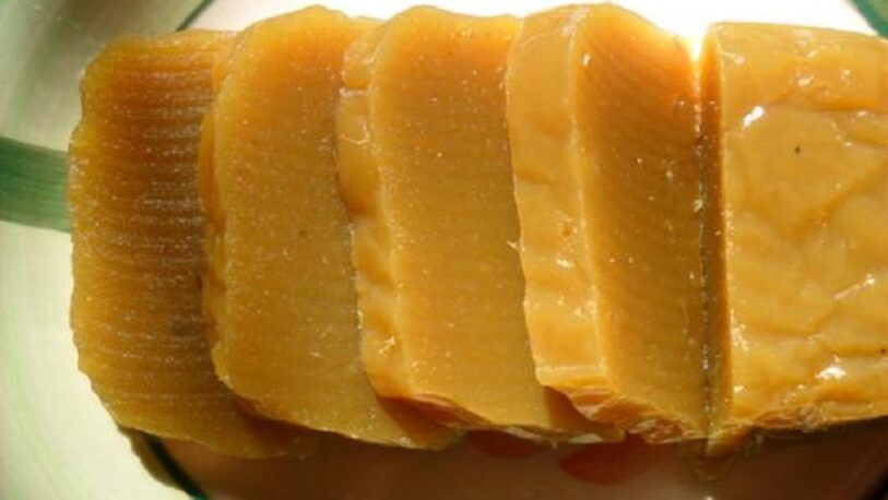 Novedad: Dulce de batata casero sin azúcar