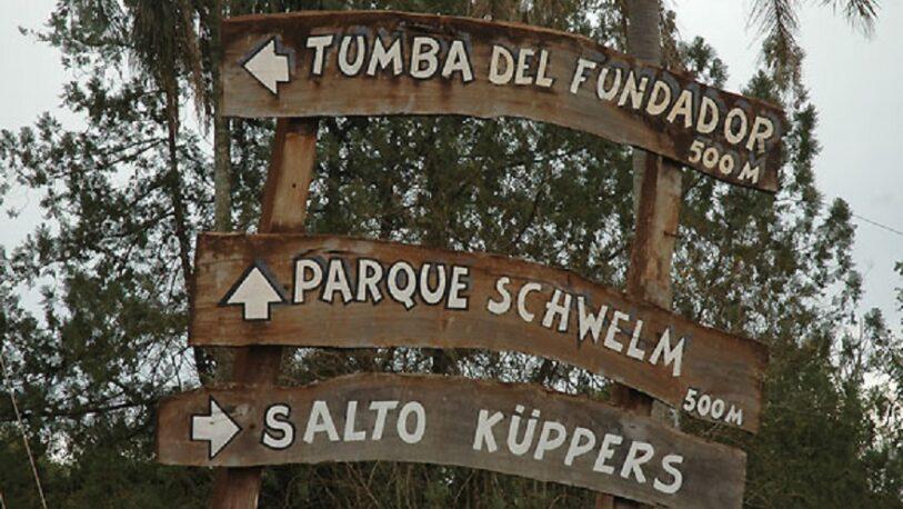 Eldorado: Realizarán observación de aves en el Parque Schwelm y Salto Küppers