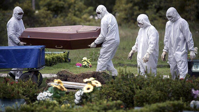 Covid: Murieron 3 pacientes en Posadas y la provincia acumula 560 víctimas